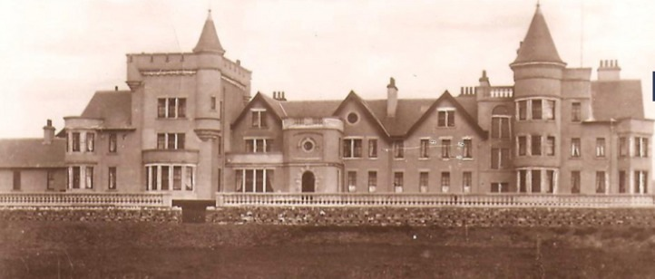 Dungavel House