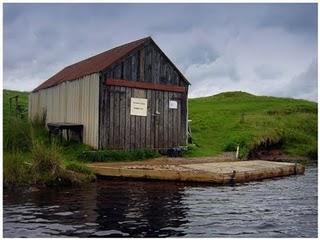 Glengavel Fishing Hut