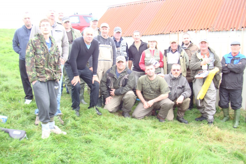 Most of todays competitors - thanks for taking part.