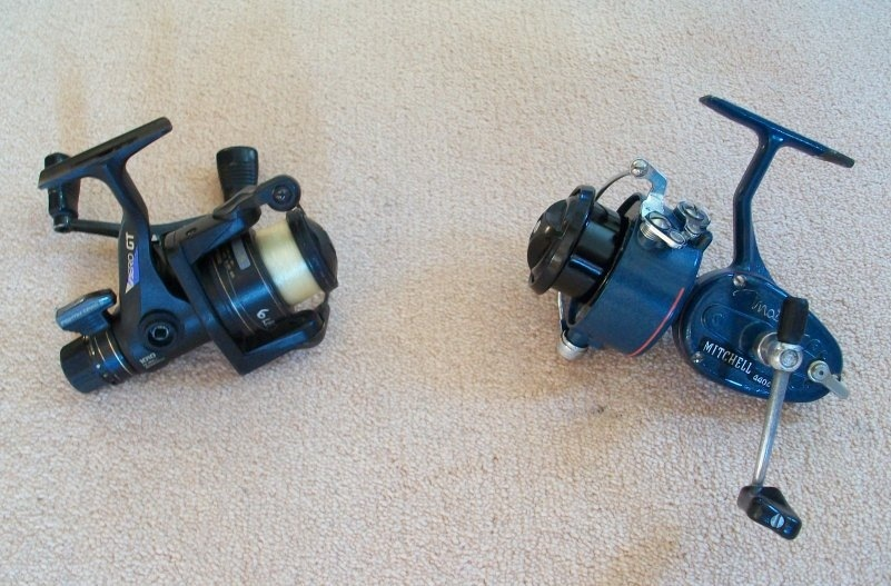 Fixed Spool Reels