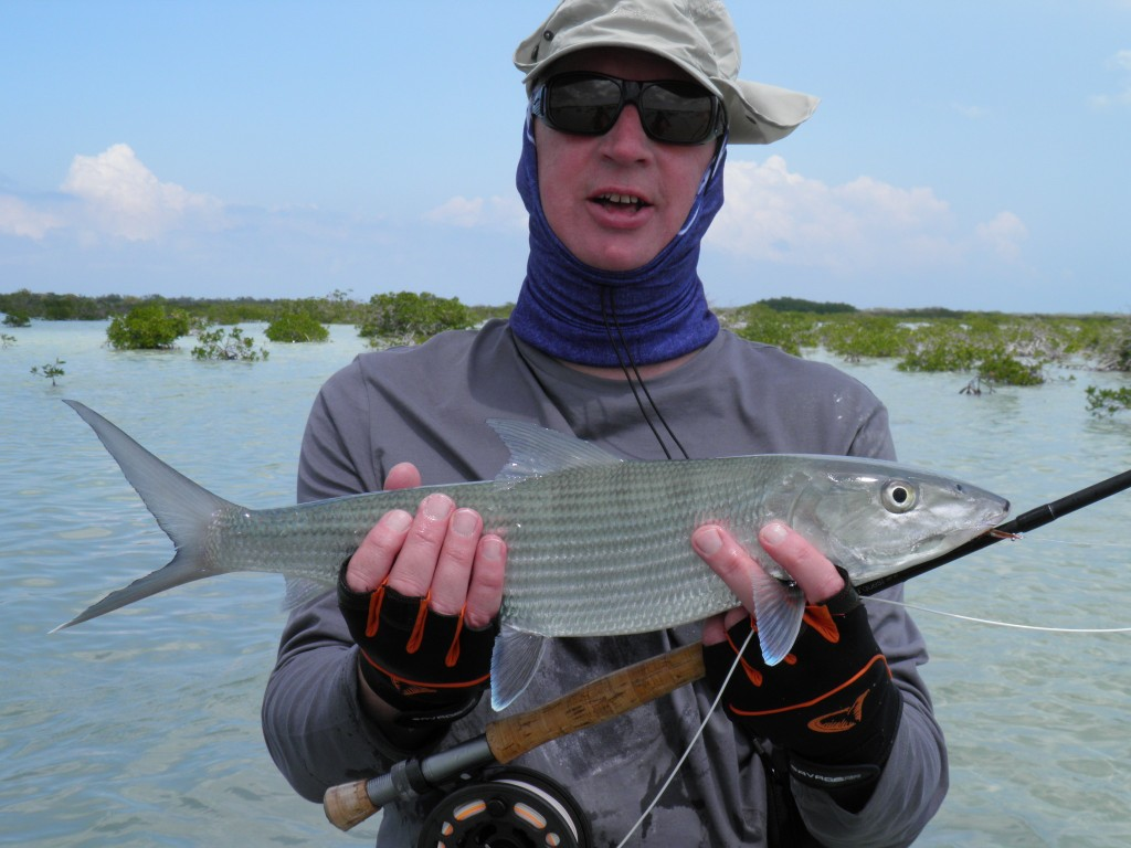 Fishing in cuba report upper avon angling association for Fish without bones
