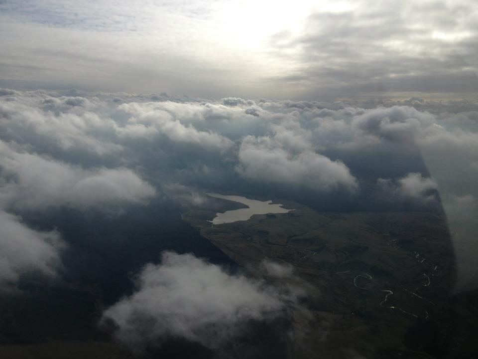 Glengavel Through The Clouds