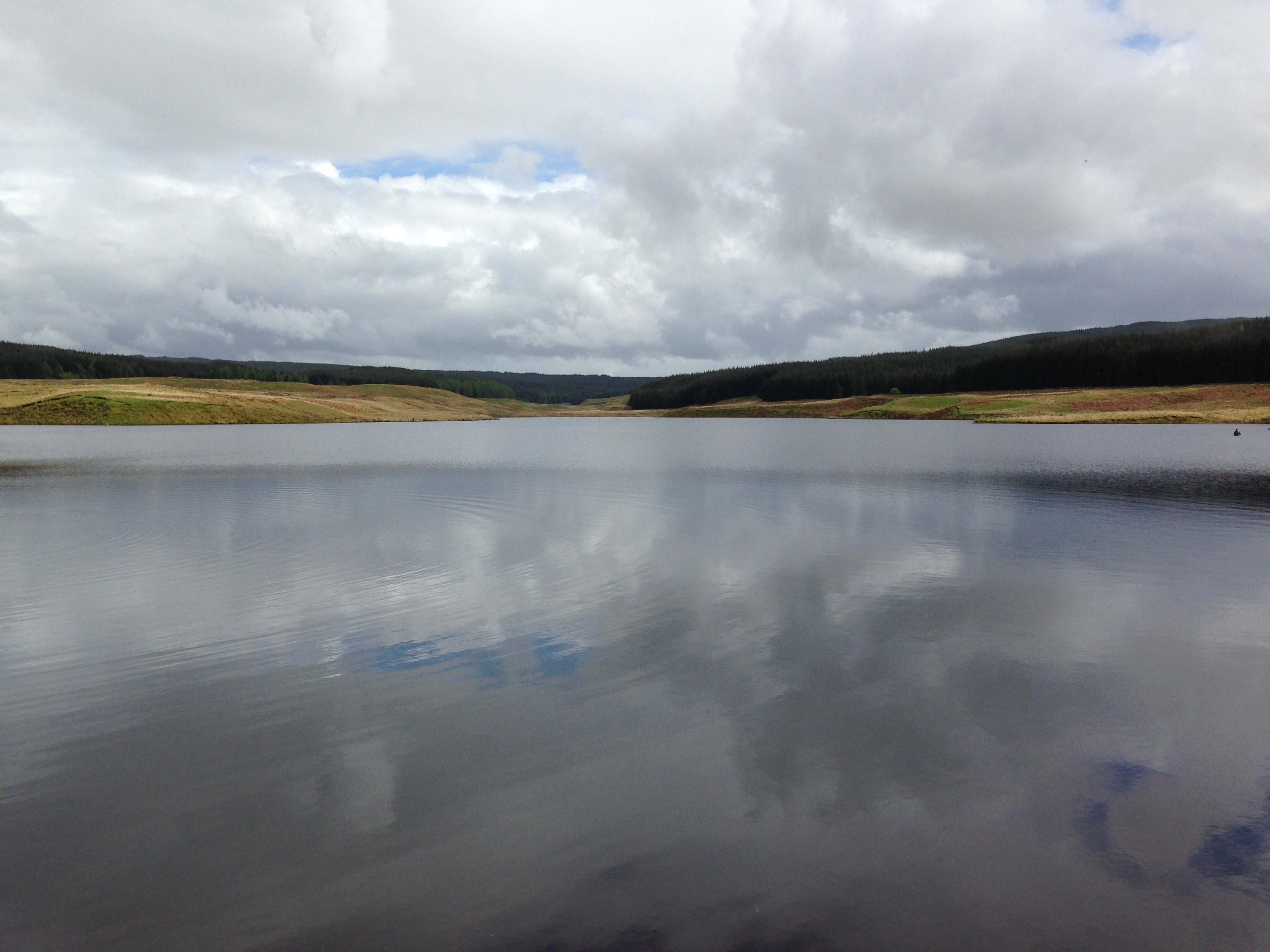 Glengavel Reservoir 100514