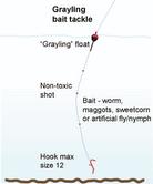 Grayling Long Trotting Diagram