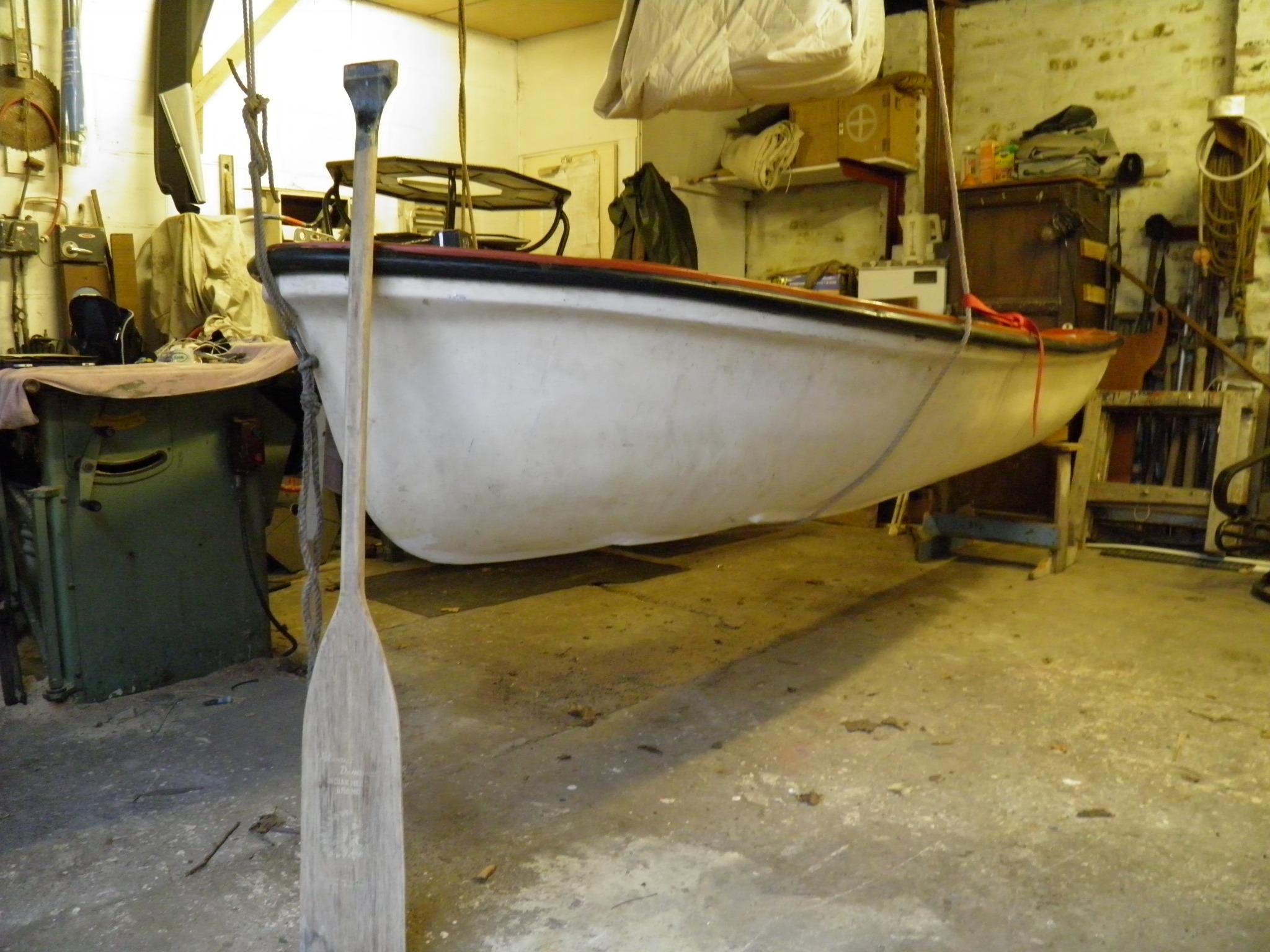 UAAA Refurbished Boat