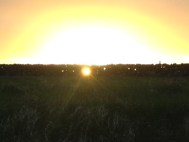 Avon Sunset